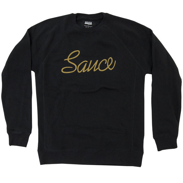 SWING JUICE CREWNECK (BLACK)