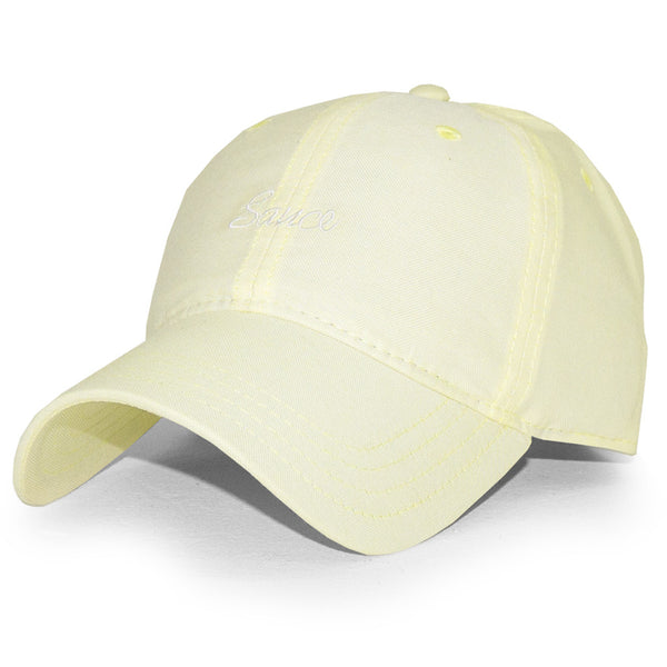 DAD CAP (LEMON)