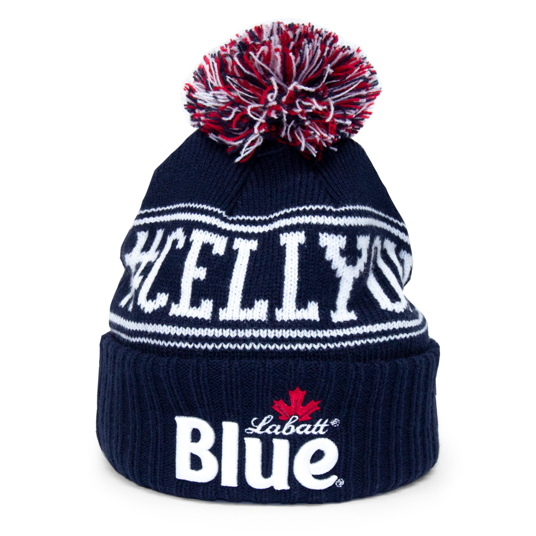 LABATT CELLYON TOQUE (NAVY + WHITE)