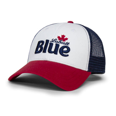 LABATT TRUCKER HAT (WHITE)