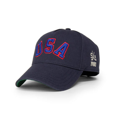 "USA ""HERBIE"" HAT (NAVY)"