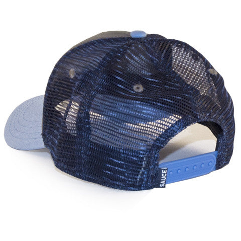 WARMING HOUSE HAT (BLUE)