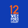 WE SKATE FOR COLBY 12 TEE (BLUE)