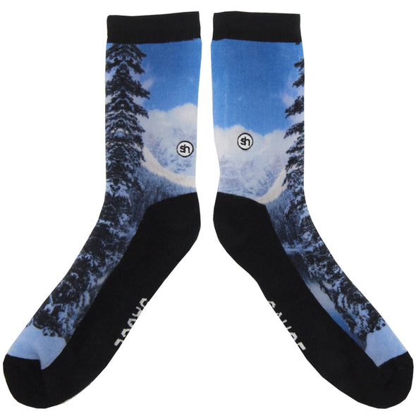 Sauce Socks (Winter Fresh)