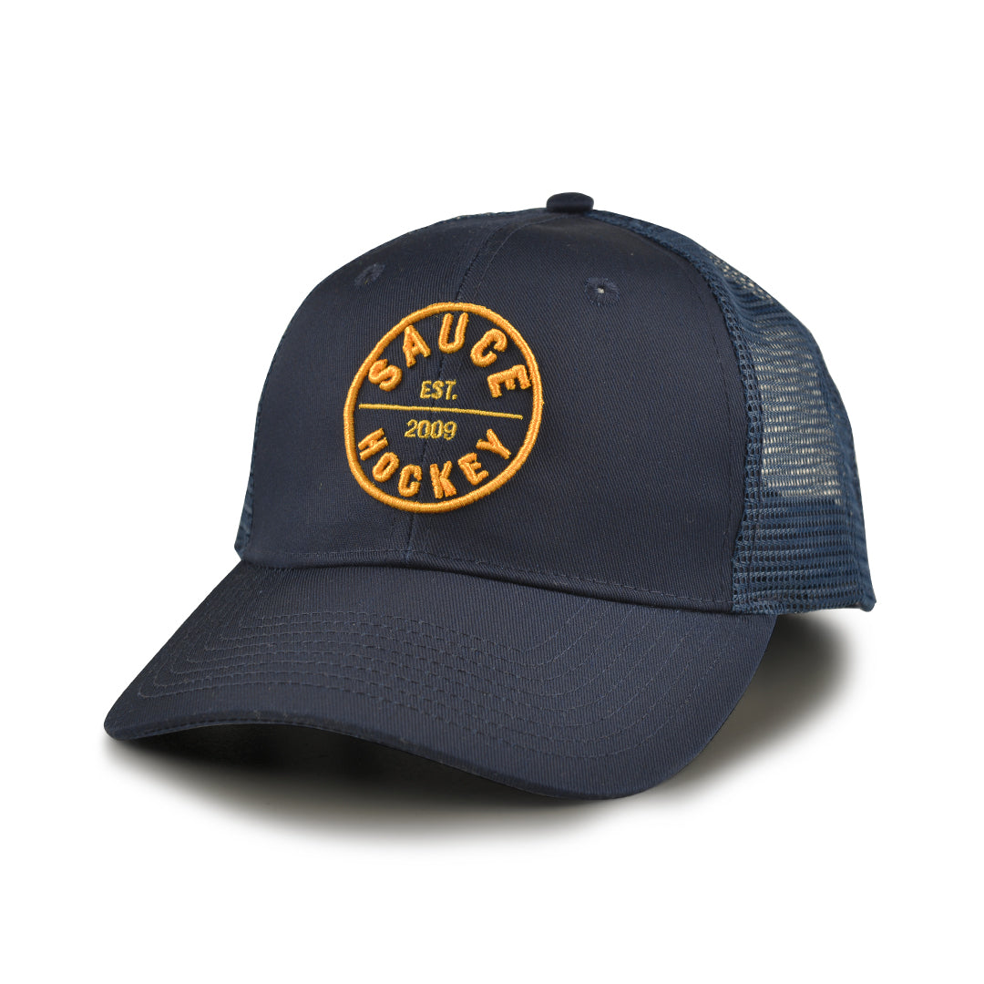 ANNUAL FREEZE (NAVY / GOLD)