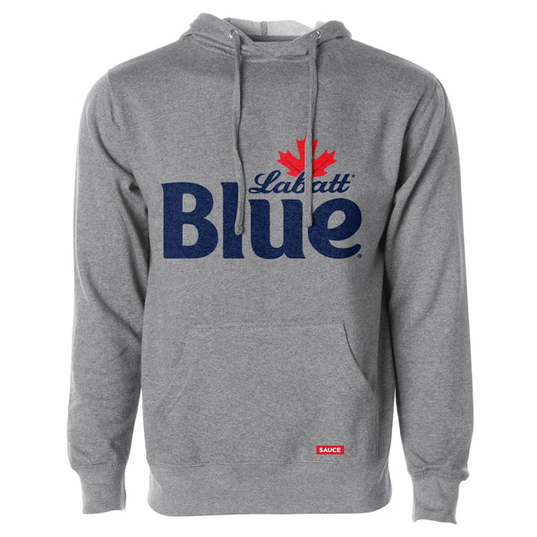 LABATT HOODIE (HEATHER GREY)
