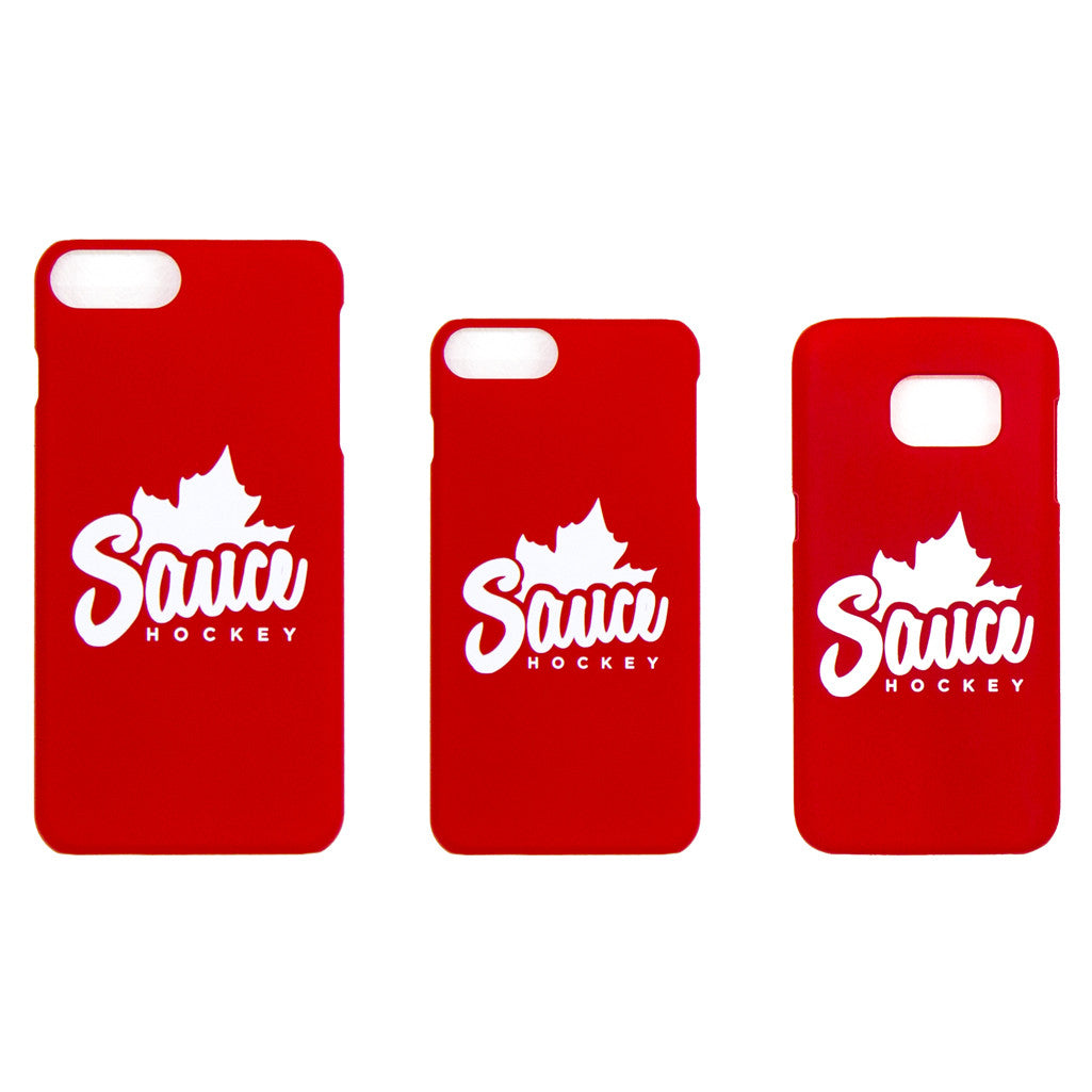 SAUCE CASE (iPhone 6, 6s, 6 Plus, 7, 7 Plus & S7)