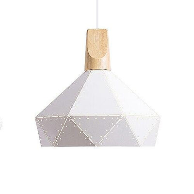 Abats Jour Suspension Blanc