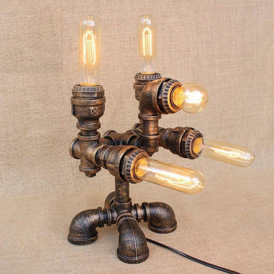Lampes Type Industrielle