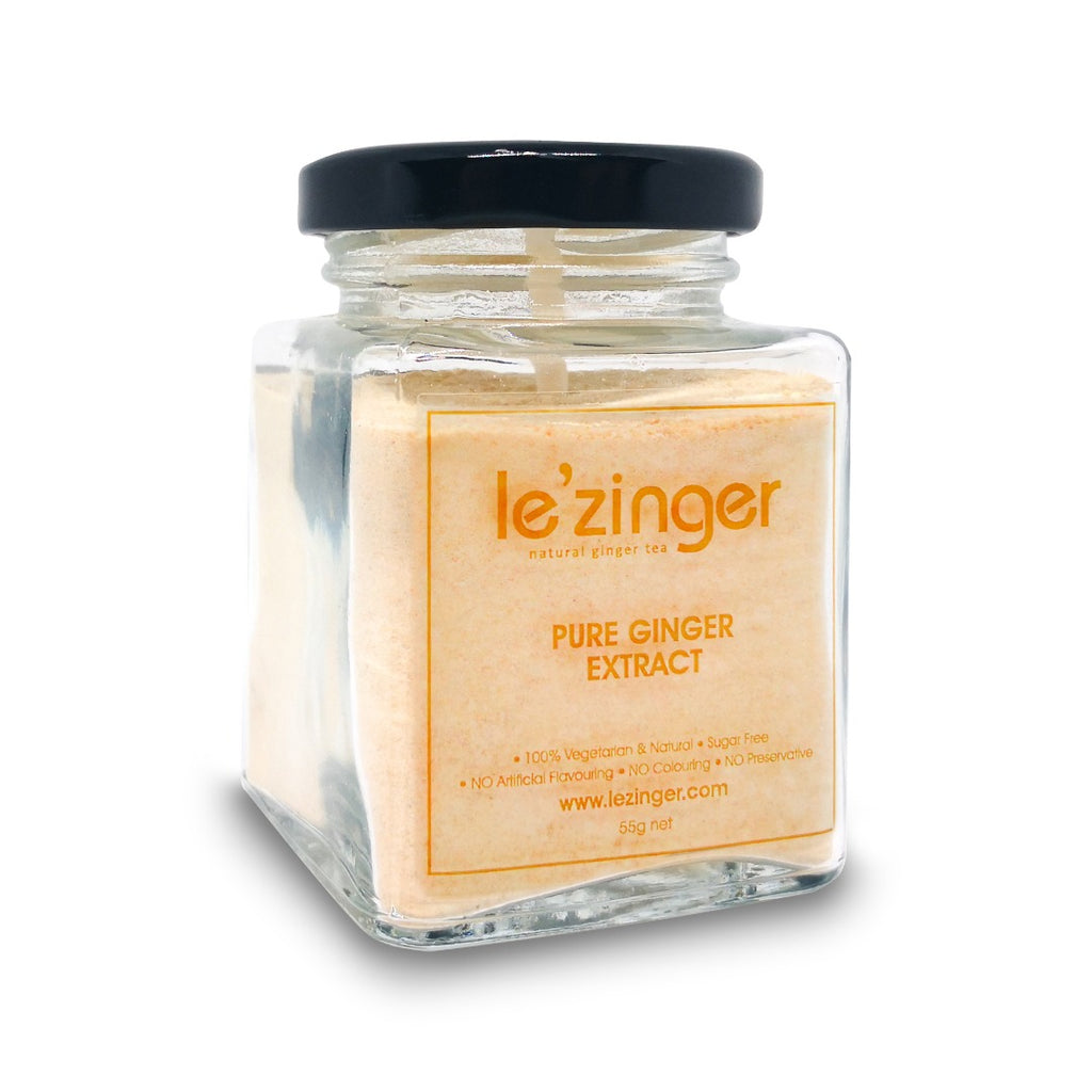le'zinger Ginger Pure Ginger Extract 55g