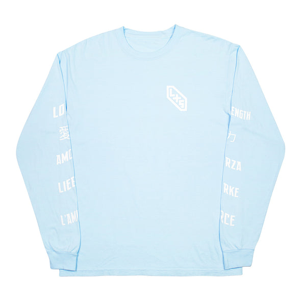 Love & Strength Long Sleeve Shirt