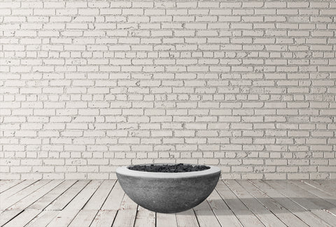 Prism Hardscapes Moderno 2 Fire Bowl PH-401-4NG