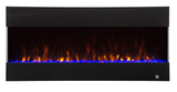 "Touchstone Fury 50"" Recessed Electric Fireplace 80040"