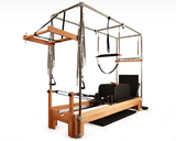 Private Pilates Combo Cadillac Reformer Long