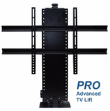 "Touchstone Whisper Lift II PRO Advanced Lift Mechanism for 65"" Flat screen TVs (36"" travel) 23401"
