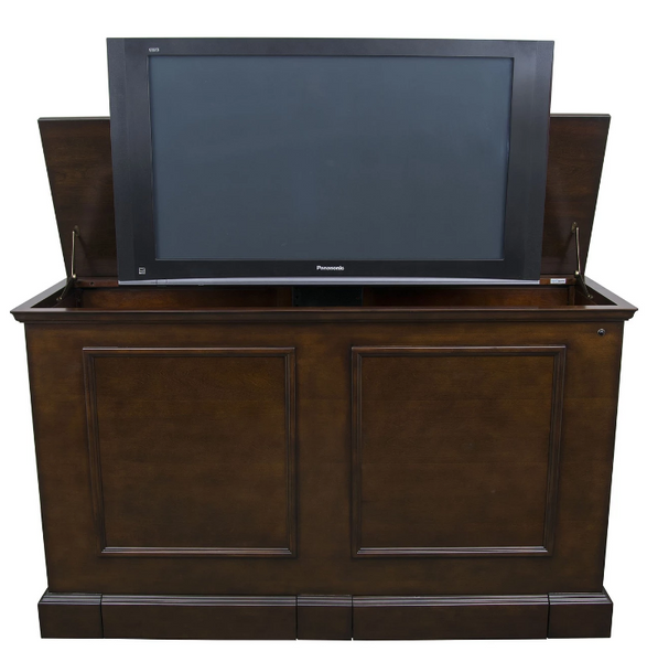 "Touchstone Grand Elevate Espresso TV Lift Cabinet for 65"" Flat screen TVs 74008"