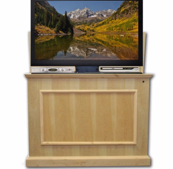 "Touchstone Elevate Unfinished TV Lift Cabinet for 50"" Flat screen TVs 72012"
