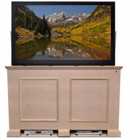 "Touchstone Grand Elevate Unfinished TV Lift Cabinet for 65"" Flat screen TVs 74009"