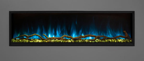 Modern Flames LANDSCAPE PRO SLIM Built-In Clean Face | Single Sided