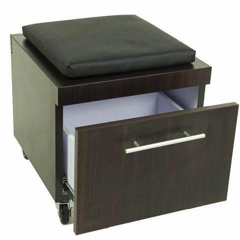 Touch America PEDISTOOL WITH DRAWER 41059-01