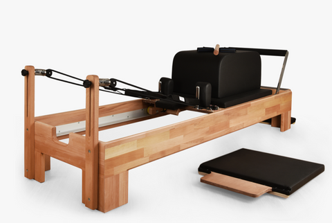Private Pilates Standard Wood Reformer