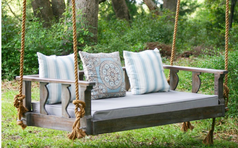 Vintage Porch Swings Avari - Admired Home