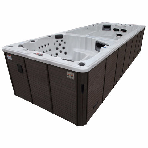 Canadian Spa Co. St. Lawrence 20' Swim Spa - Admired Home