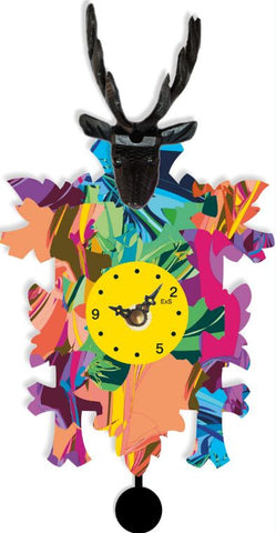Hermle Stacey Modern Cuckoo Style Clock