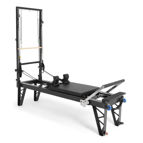 Elina Pilates Aluminium Reformer HL 4 with Tower ELN 400004