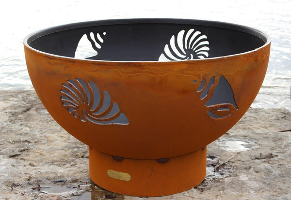 Fire Pit Art Beachcomber 10007 - Admired Home