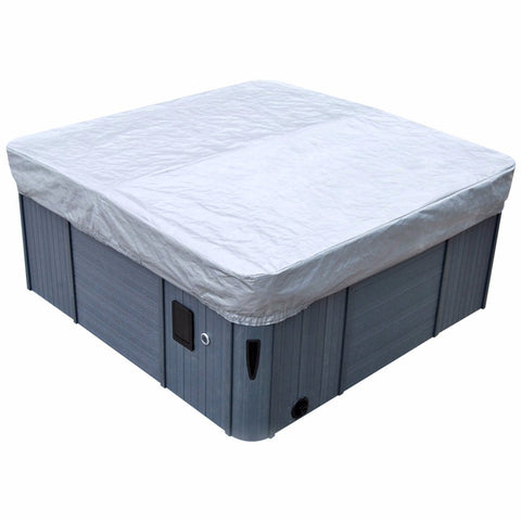 Canadian Spa Co. 7 ft Hot Tub Cover Weather Guard - Admired Home