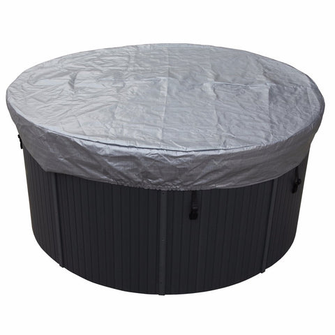 Canadian Spa Co. 7 ft Round Hot Tub Cover Weather Guard - Admired Home