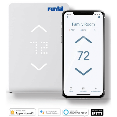 Rental RST smart thermostat