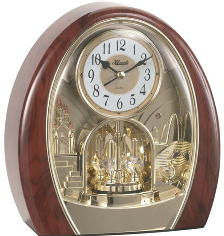 Hermle Jessica Motion Table Clock
