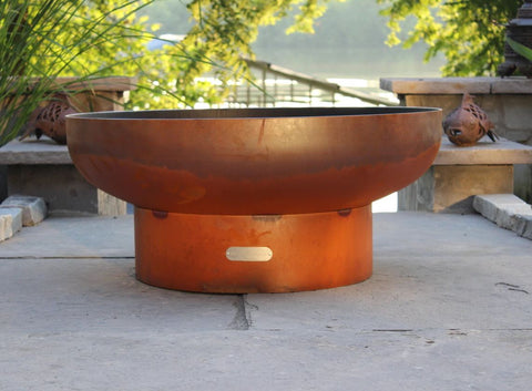 Fire Pit Art Low Boy 10015 - Admired Home