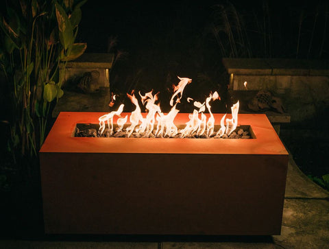 "Fire Pit Art Linear 36"" 10050 - Admired Home"