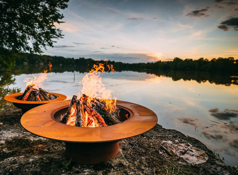 Fire Pit Art Magnum 10036 - Admired Home
