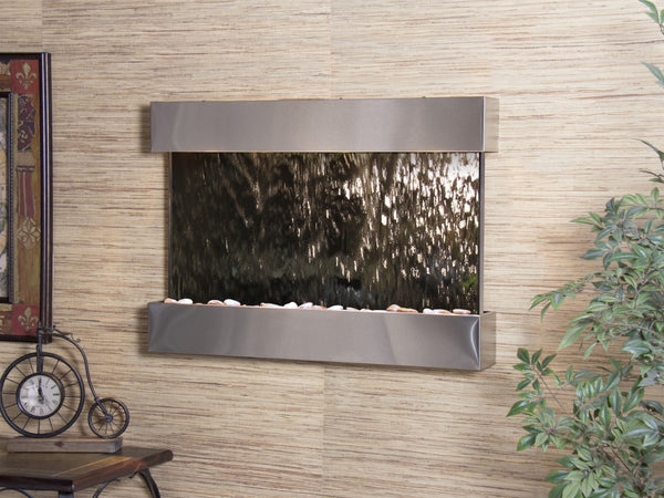 Adagio Reflection Creek Stainless Steel Silver Mirror RCS2040