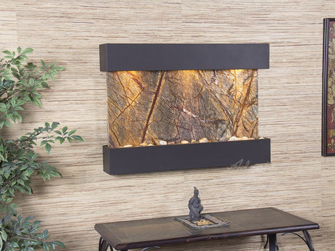 Adagio Reflection Creek Antique Bronze Brown Marble RCS3506