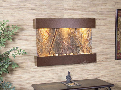 Adagio Reflection Creek Copper Vein Brown Marble RCS5006