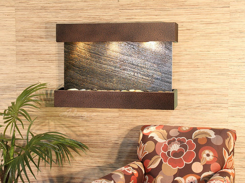 Adagio Reflection Creek Copper Vein Green Featherstone RCS5012