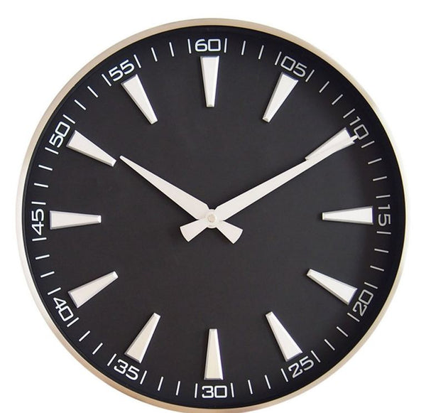 Hermle Titan Metal Wall Clock