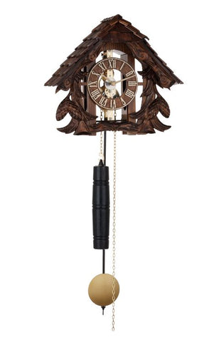 Hermle Wolfgang Modern Take on the Cuckoo Wall Clock