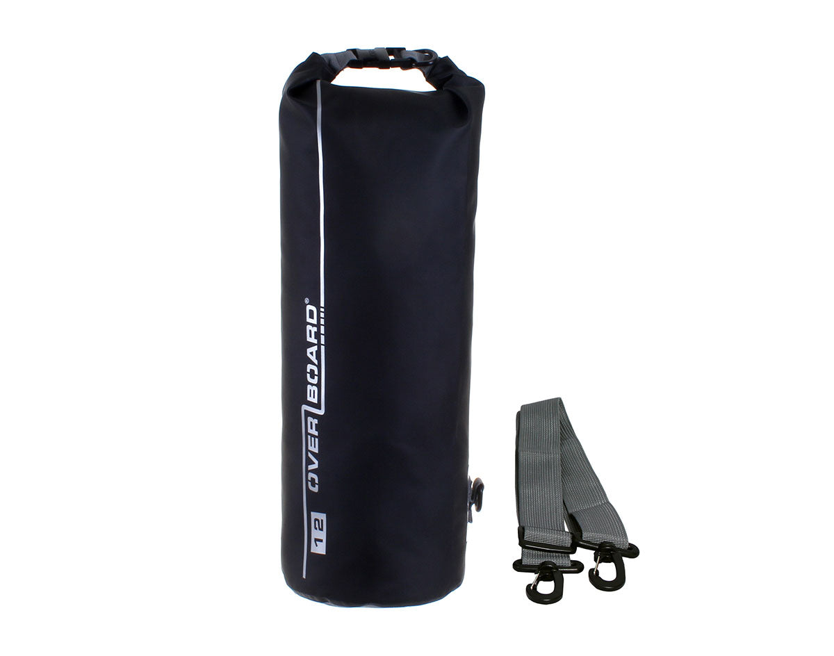 OverBoard 12 Litre Waterproof Dry Tube Bag | OB1003BLK