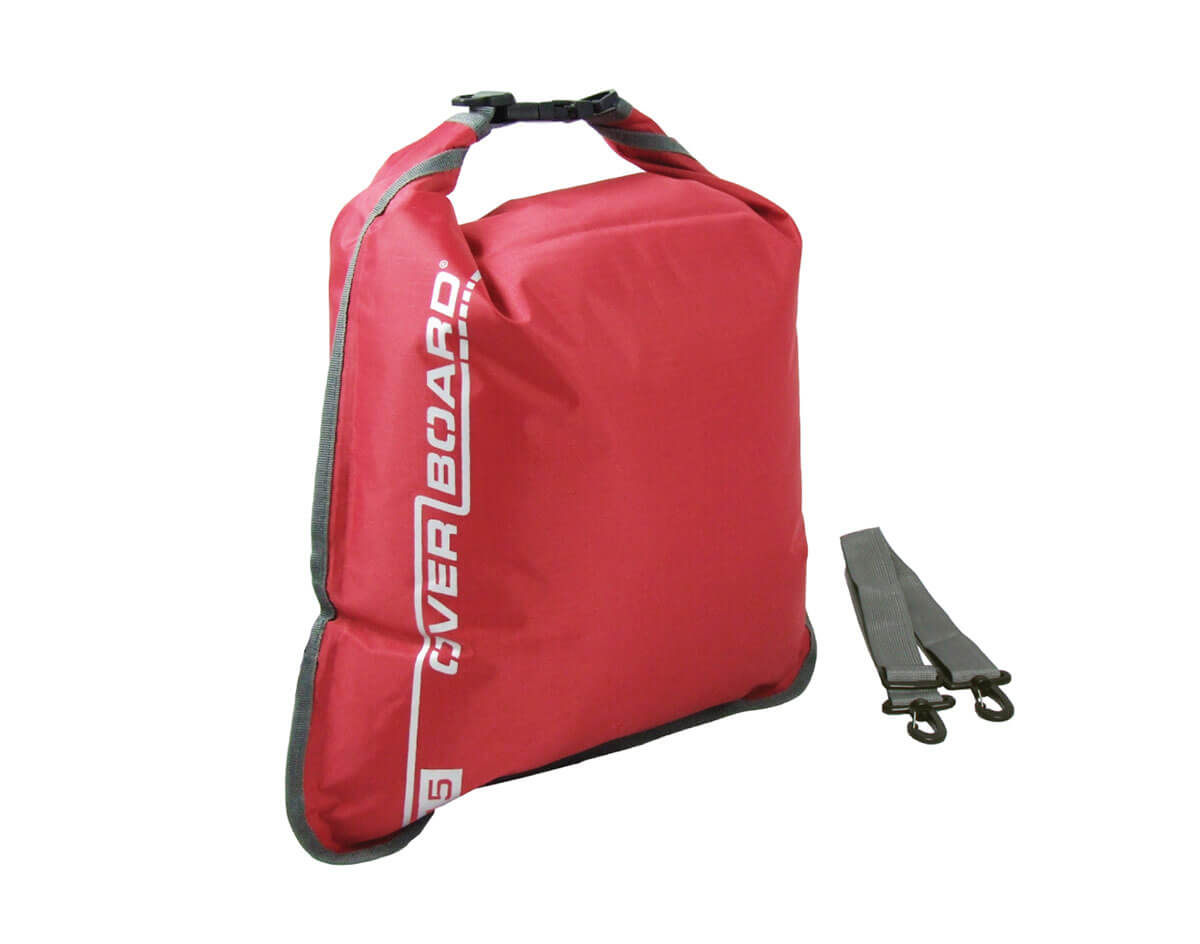 OverBoard Waterproof Dry Flat Bag - 15 Litres | OB1004R
