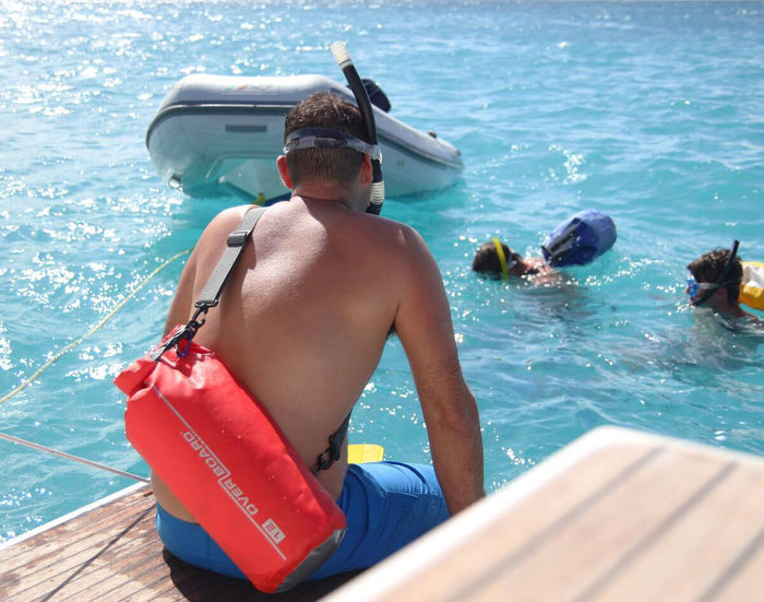 OverBoard Waterproof Dry Tube Bag - 30 Litres
