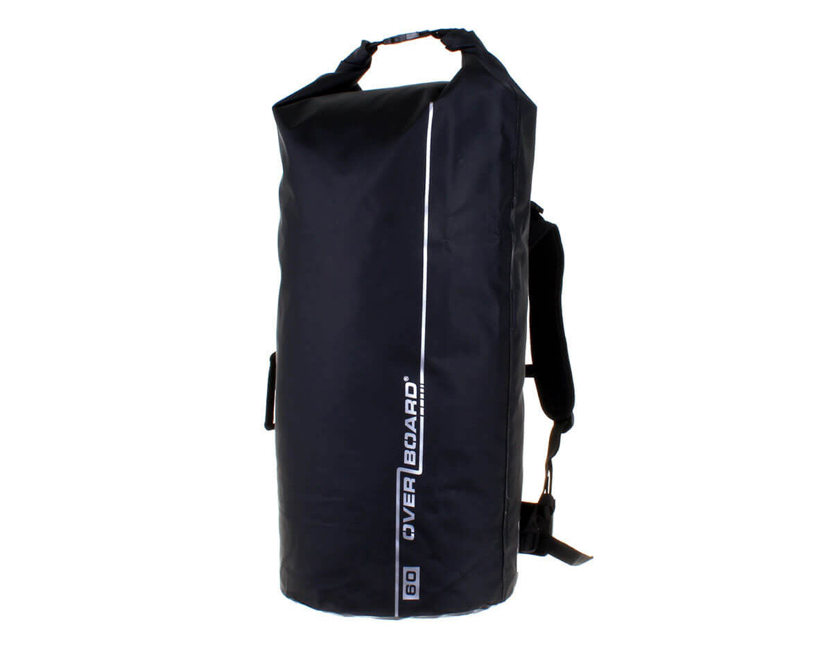 OverBoard 60 Litre Waterproof Backpack Dry Tube | OB1055BLK
