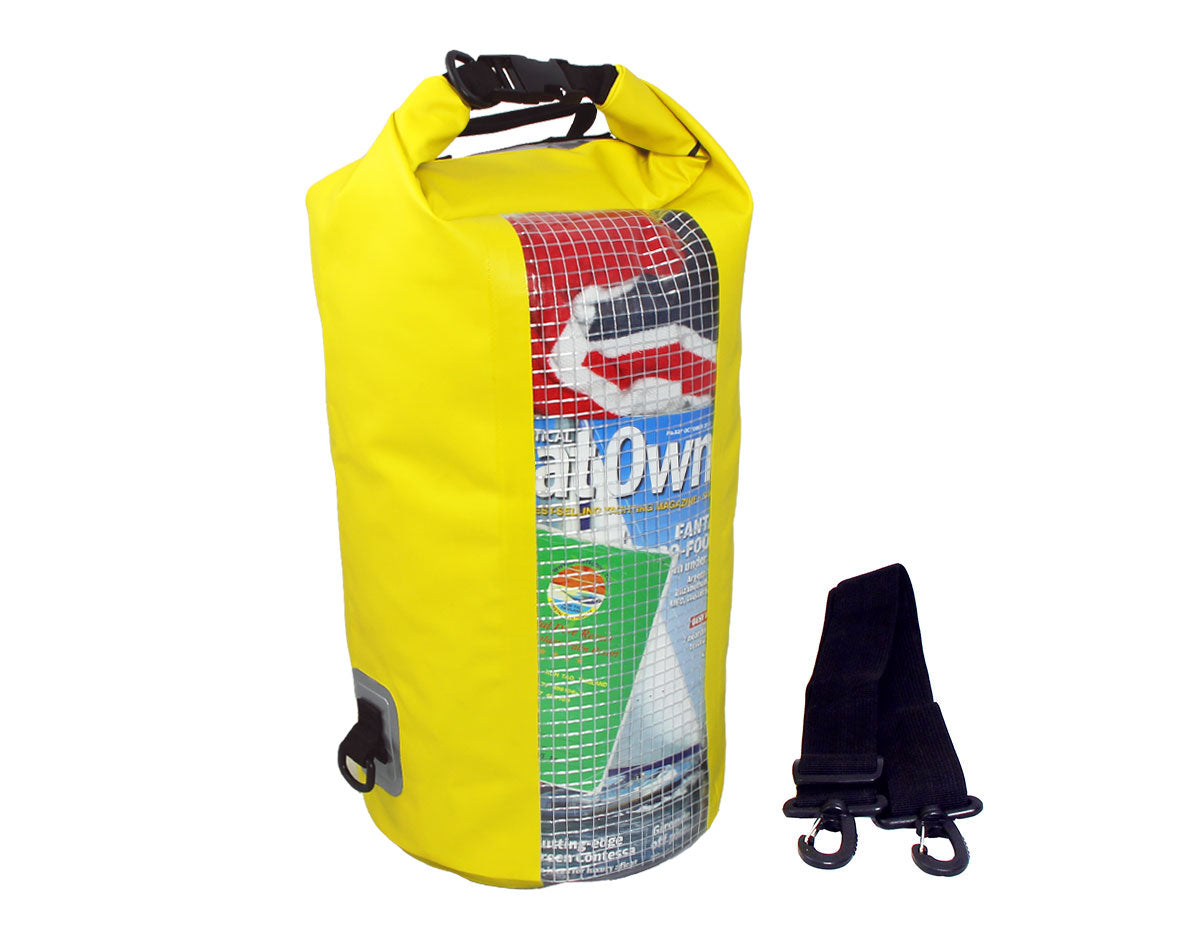 OverBoard Waterproof Window Dry Tube Bag - 20 Litres | OB1057Y