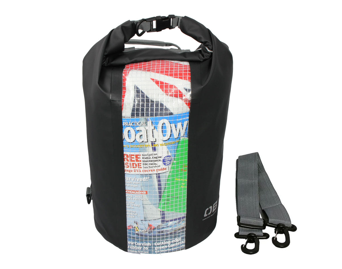 OverBoard Waterproof Window Dry Tube Bag - 30 Litres | OB1058BLK