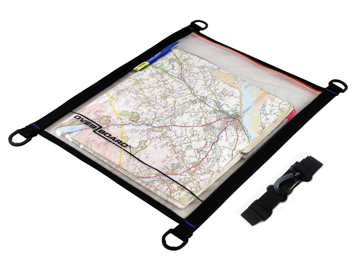 OverBoard Waterproof A4 Map Pouch